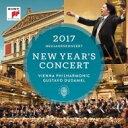 作曲家名: Na行 - 【送料無料】 New Year's Concert ニューイヤーコンサート / ニューイヤー・コンサート2017 グスターボ・ドゥダメル & ウィーン・フィル(2CD) 輸入盤 【CD】