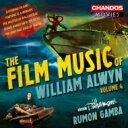 Composer: A Line - 【送料無料】 オルウィン、ウィリアム(1905-1985) / 映画音楽集第4集 ラモン・ガンバ & BBCフィル 輸入盤 【CD】