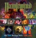 Artist Name: H - 【送料無料】 Hawkwind ホークウィンド / Gwr Years - 1988-1991 (Clamshell Boxset) 輸入盤 【CD】