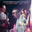 Artist Name: D - Dave Brubeck/Paul Desmond / At The Sunset Center Carmel, 1955 輸入盤 【CD】