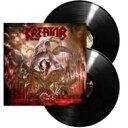 【送料無料】 Kreator クリエイター / Gods Of Violence: Ltd. Edition Gatefold + Signed Insert 【LP】