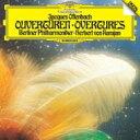 作曲家名: A行 - Offenbach オッフェンバック / 序曲集 ヘルベルト・フォン・カラヤン & ベルリン・フィル 【Hi Quality CD】