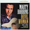 Marty Robbins / Devil Woman - Four Lps & Six Singles 1961-1962 輸入盤 【CD】