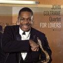 John Coltrane ジョンコルトレーン / For Lovers (180グラム重量盤) 【LP】