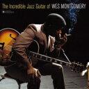 Wes Montgomery ウェスモンゴメリー / Incredible Jazz Guitar Of (180グラム重量盤レコード / Jazz Images) 【LP】