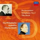 作曲家名: Ra行 - Rachmaninov ラフマニノフ / 交響曲第2番、幻想曲『岩』 シャルル・デュトワ & フィラデルフィア管弦楽団 【SHM-CD】