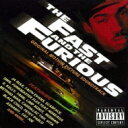 ワイルド スピード / Fast & Furious 【CD】