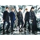 【送料無料】 SHINee シャイニー / FIVE 【初回限定盤B】 (CD+DVD+フォトブックレット48P) 【CD】