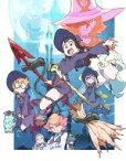 【送料無料】 TVアニメ「リトルウィッチアカデミア」Vol.4 DVD 初回生産限定版 【DVD】