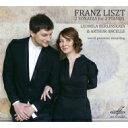 作曲家名: Ra行 - Liszt リスト / 2台ピアノのための編曲集〜サン=サーンス: 死の舞踏(2種)、リスト: ピアノ・ソナタ、ダンテを読んで リュドミラ・ベルリンスカヤ、アルチュール・アンセル 輸入盤 【CD】