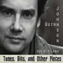 藝人名: Q - 【送料無料】 QUINN JOHNSON / Tunes, Bits And Other Pieces 輸入盤 【CD】