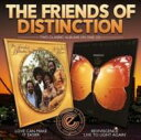 艺人名: F - Friends Of Distinction / Love Can Make It Easier / Reviviscence, Live To Light Again 輸入盤 【CD】