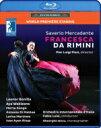 メルカダンテ(1795-1870) / 『フランチェスカ・ダ・リミニ』全曲 ピッツィ演出、ファビオ・ルイージ & イタリア国際管、ボニッ..