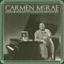 藝人名: C - Carmen Mcrae カーメンマクレエ / Carmen Sings Monk 輸入盤 【CD】