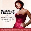 【送料無料】 Shirley Bassey シャーリーバッシー / Definitive Collection 1956-62 輸入盤 【CD】