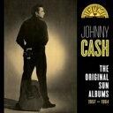 艺人名: J - 【送料無料】 Johnny Cash ジョニーキャッシュ / Original Sun Albums 1957-1964 輸入盤 【CD】