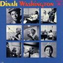 Artist Name: D - Dinah Washington ダイナワシントン / Dinah Washington 【SHM-CD】