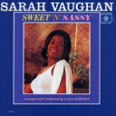 藝人名: S - Sarah Vaughan サラボーン / Sweet' N Sassy 【SHM-CD】