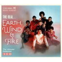 Artist Name: E - Earth Wind And Fire アースウィンド&ファイアー / Real... Earth, Wind & Fire 輸入盤 【CD】