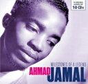 艺人名: A - 【送料無料】 Ahmad Jamal アーマッドジャマル / Milestones Of A Legend (10CD) 輸入盤 【CD】