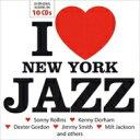 Omnibus - I Love New York Jazz 輸入盤 【CD】