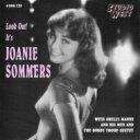 艺人名: J - Joanie Sommers ジョニーソマーズ / Look Out! It's Joanie Sommers 【CD】