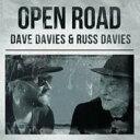 Artist Name: D - Dave Davies / Russ Davies / Open Road 輸入盤 【CD】