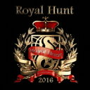 艺人名: R - 【送料無料】 Royal Hunt ロイヤルハント / Live 2016 〜25th Anniversary Tour 【CD】
