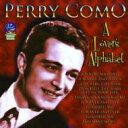 藝人名: P - 【送料無料】 Perry Como ペリーコモ / Lover's Alphabet 輸入盤 【CD】