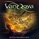 藝人名: V - Vandroya / Beyond The Human Mind 輸入盤 【CD】