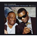 藝人名: R - Ray Charles レイチャールズ / Genius Sings The Blues 輸入盤 【CD】