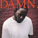 艺人名: K - Kendrick Lamar / DAMN. 【CD】