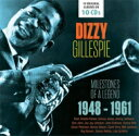 Dizzy Gillespie ディジーガレスピー / Milestones Of A Legend 1948-1961 (10CD) 輸入盤 【CD】