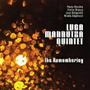 Artist Name: L - Luca Mannutza / Remembering 輸入盤 【CD】