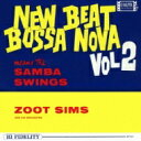 艺人名: Z - Zoot Sims ズートシムズ / New Beat Bossa Nova Vol. 2 【SHM-CD】