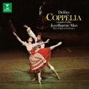作曲家名: Ta行 - Delibes ドリーブ / 『コッペリア』全曲 ジャン=バティスト・マリ&パリ・オペラ座管弦楽団(2CD) 【Hi Quality CD】
