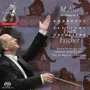 Composer: Ma Line - 【送料無料】 Mahler マーラー / 交響曲第3番 イヴァン・フィッシャー&ブダペスト祝祭管弦楽団(2SACD) 輸入盤 【SACD】