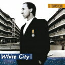 Pete Townshend / White City (Bright Blue Vinyl) -abbey Road Half Speed Mastered 【LP】