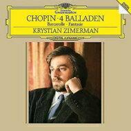 Chopin ショパン / 4つのバラード、幻想...の商品画像