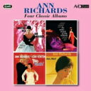 藝人名: A - Ann Richards / Four Classic Albums 輸入盤 【CD】
