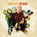 【送料無料】 Danko Jones / Fire Music (Green Vinyl) 【LP】