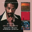 Artist Name: B - 【送料無料】 Bobby Hutcherson ボビーハッチャーソン / Highway One / Conception: The Gift Of Love / Un Poco Loco (2CD) 輸入盤 【CD】