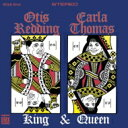 Otis Redding / Carla Thomas / King & Queen (50th Anniversary Edition) 【LP】