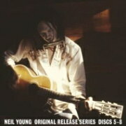 【送料無料】 Neil Young ニールヤング / Neil Young / Official Release Series Discs 5-8 (4CD) 輸入盤 【CD】