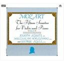 作曲家名: Ma行 - 【送料無料】 Mozart モーツァルト / ヴァイオリン・ソナタ集第2集 ヨゼフ・シゲティ、ミエチスラフ・ホルショフスキ、ジョージ・セル(2CD) 輸入盤 【CD】