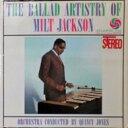 艺人名: M - Milt Jackson ミルトジャクソン / Ballads Artistry Of Milt Jackson 【SHM-CD】