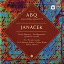 作曲家名: Ya行 - Janacek ヤナーチェク / 弦楽四重奏曲第1番『クロイツェル・ソナタ』、第2番『ないしょの手紙』 アルバン・ベルク四重奏団 【Hi Quality CD】