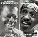 Artist Name: O - Oscar Peterson/Milt Jackson オスカーピーターソン/ミルトジャクソン / Two Of The Few 輸入盤 【CD】