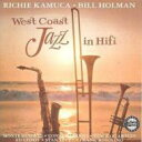 Artist Name: R - Richie Kamuca / Bill Holman / West Coast Jazz 輸入盤 【CD】