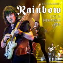 艺人名: R - 【送料無料】 Ritchie Blackmore's Rainbow / Live In Birmingham 2016 【CD】